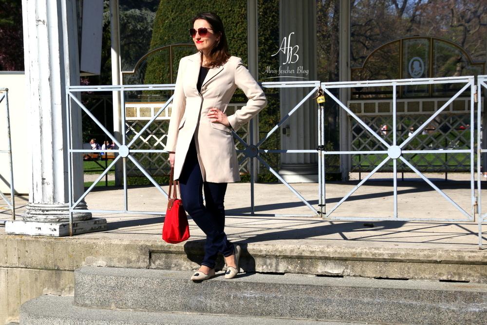 Outfit: Hellen Blazer kombinieren