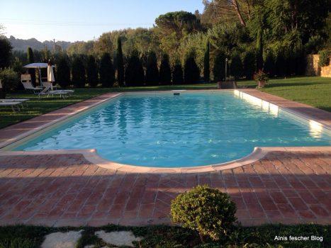 Molino di Foci - unser Lieblingshotel in der Toskana