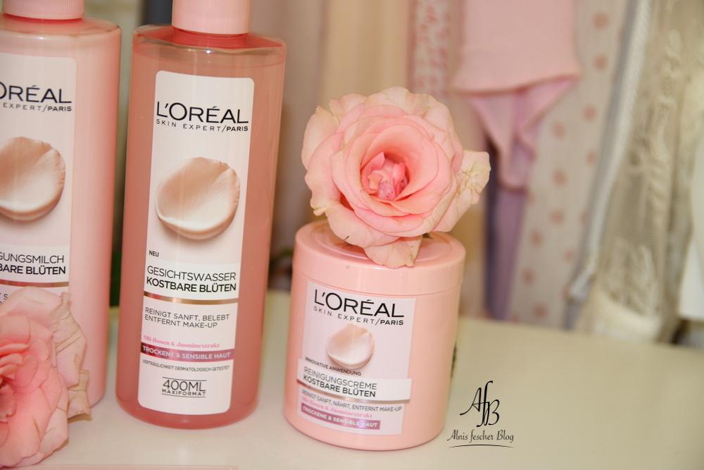 L'ORÈAL Paris Skin Expert: Kostbare Blüten Pflegeserie