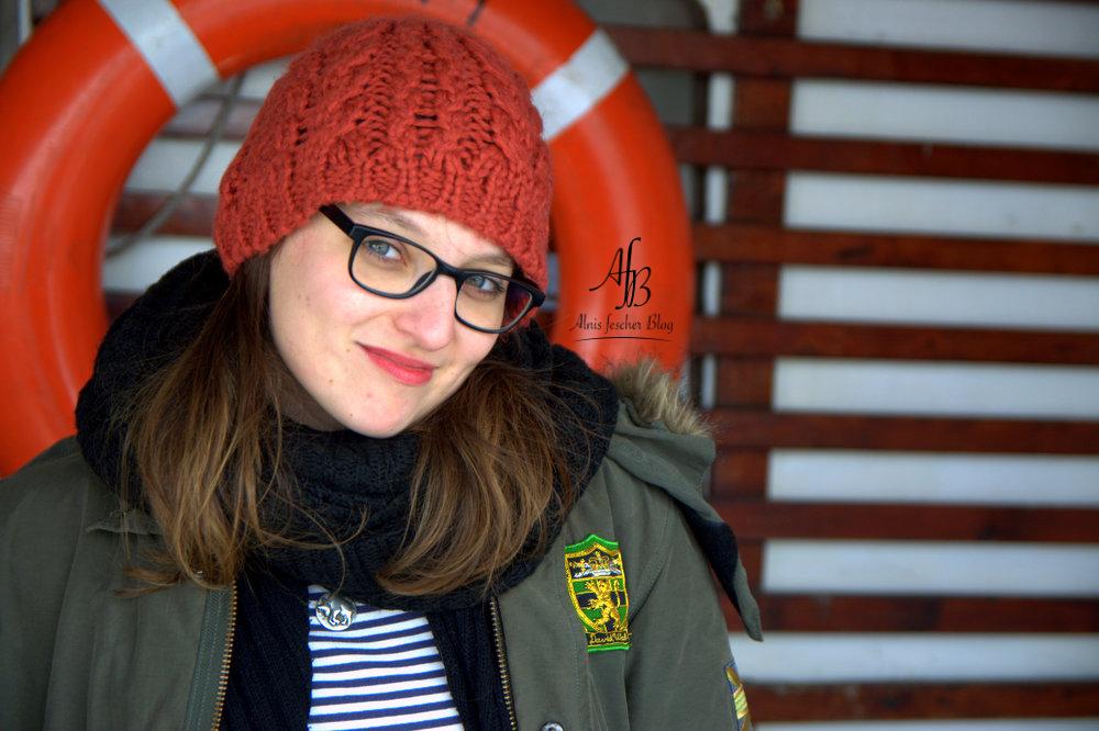 Outfit: Nordischer Marine-Look