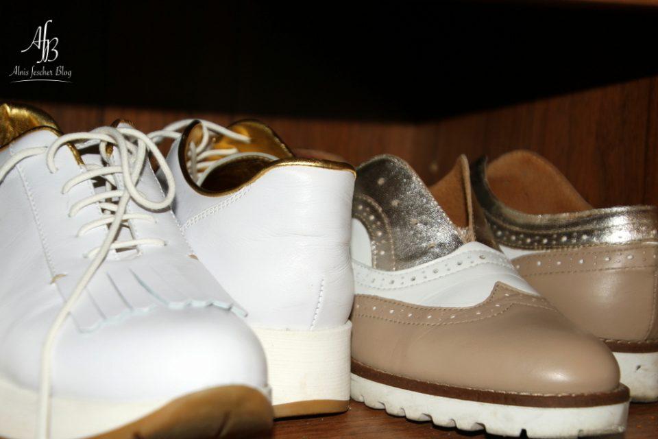 Schuhe und noch mehr Schuhe - ein Blick in meinen Schuhschrank