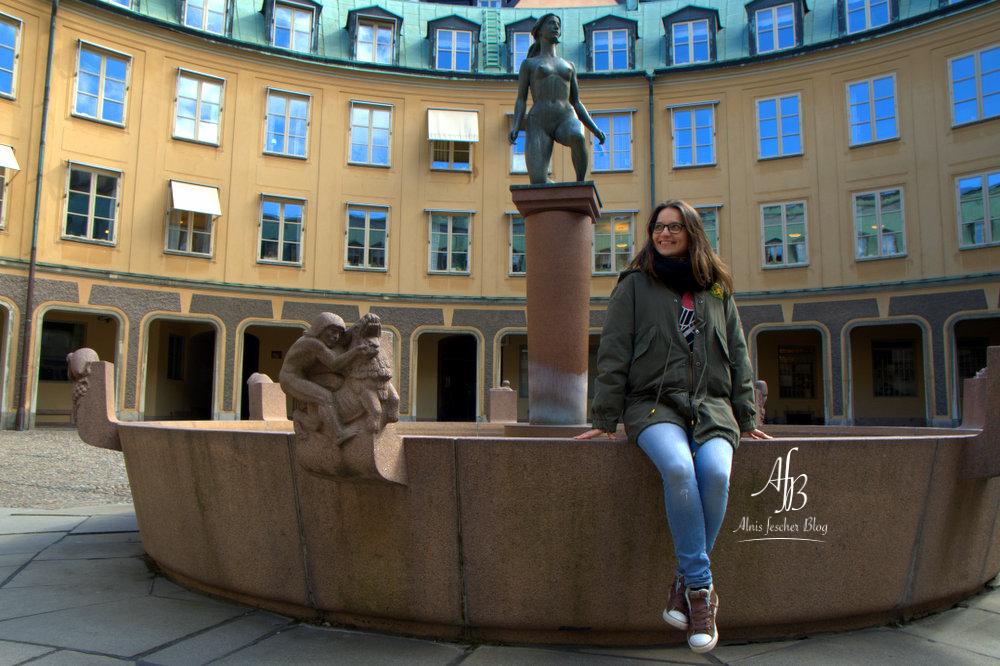 Ein Wochenende in Stockholm