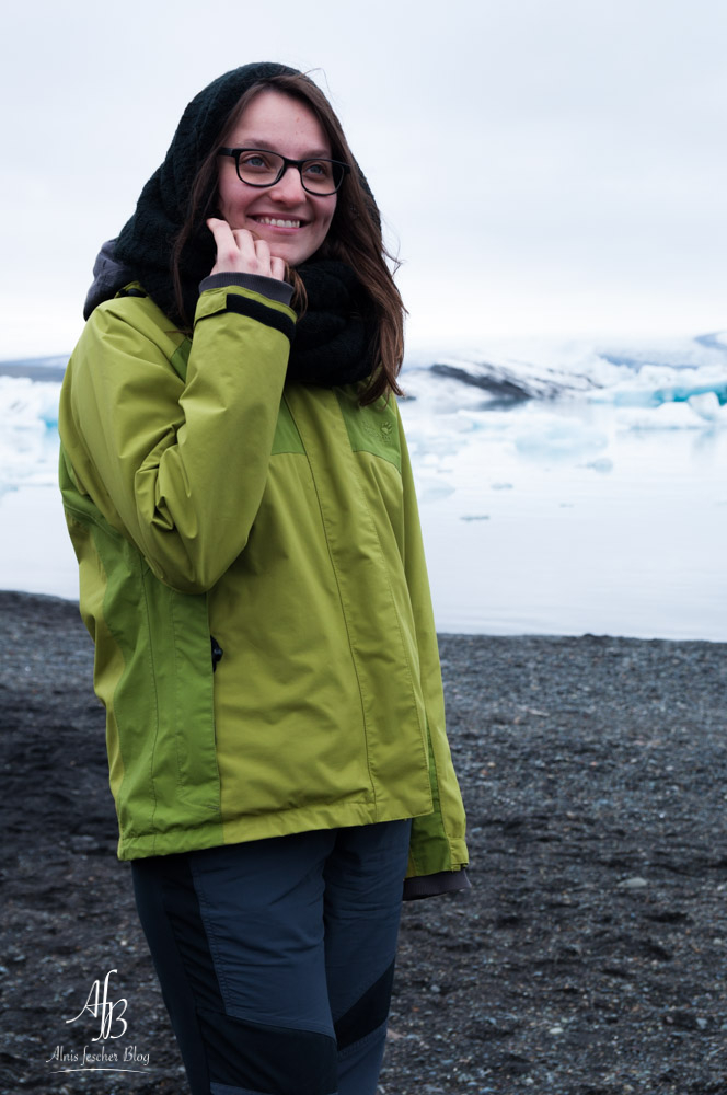 Mystische Stimmung in Jökulsárlón, Island