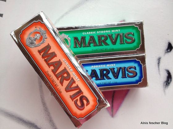 MARVIS - die Kultzahnpasta aus Italien!