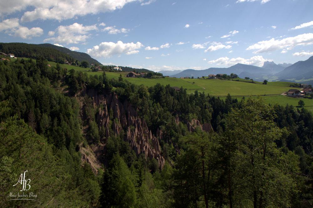Region Ritten: die Sonnenterrasse Bozens
