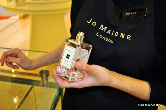 Treatment bei Jo Malone