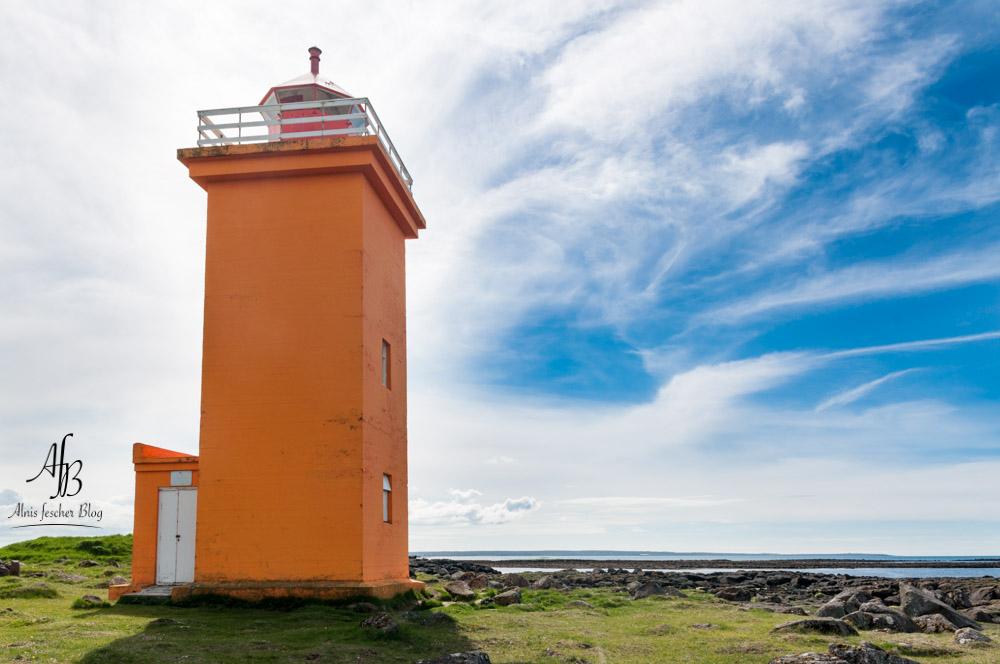 Regionen Suðurnes - Reykjanes und Suðurland, Island
