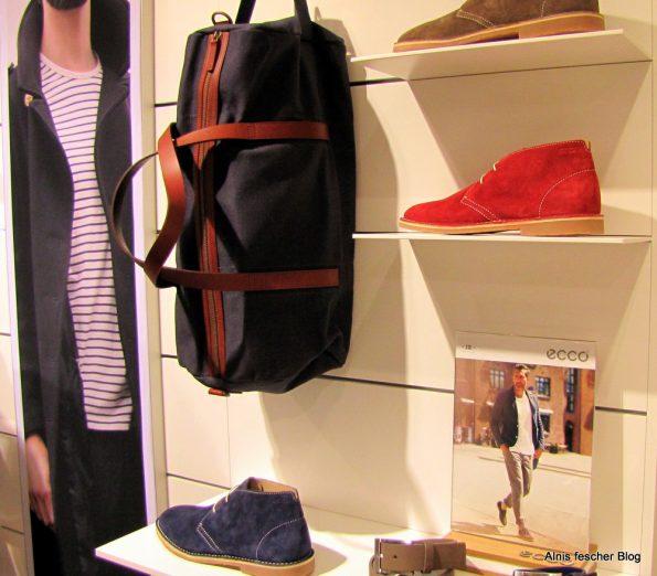 ecco Store Eröffnung in Wien