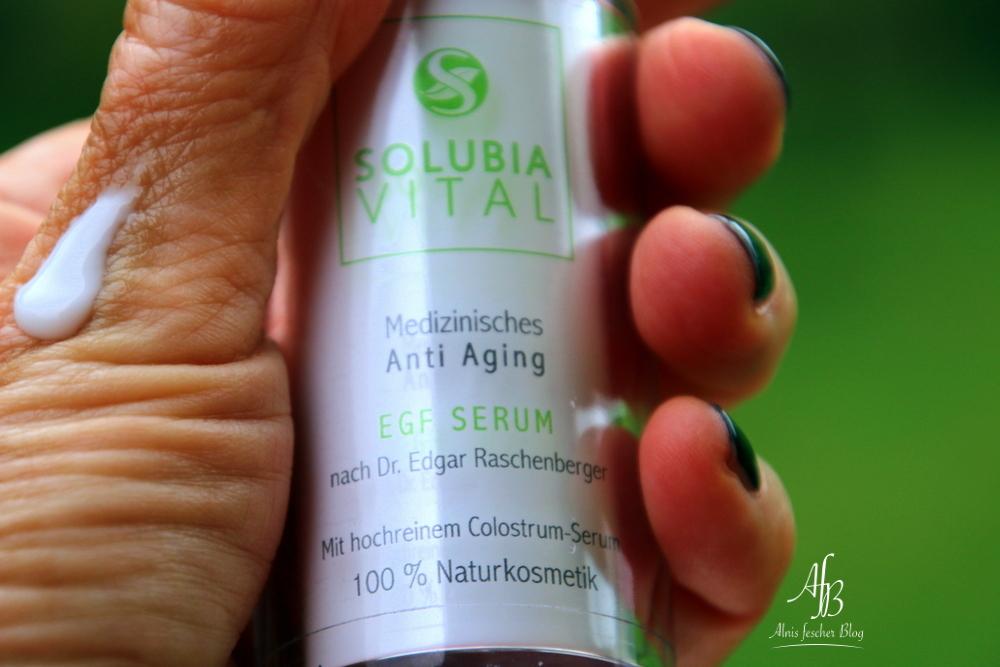 Medizinisches Anti Aging EGF Serum von Solubia Vital