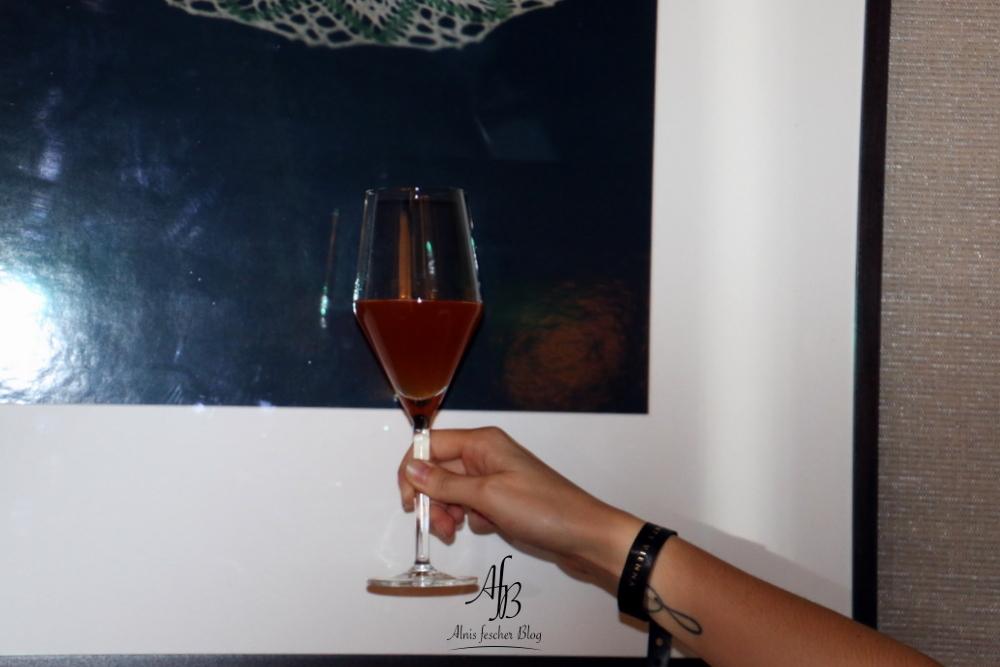 Dinner im Le Bol und Cocktails im Park Hyatt - unterwegs in Wien