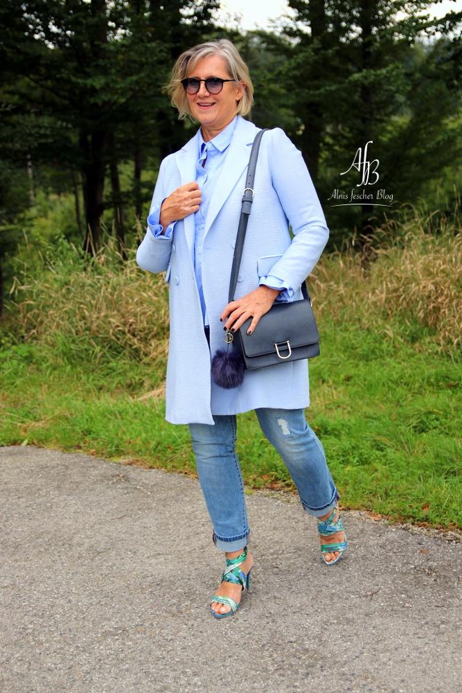 Monochromes Outfit: Der Ton in Ton Style