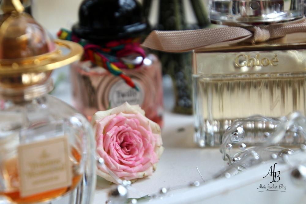 Nicole's kleine Parfum Sammlung