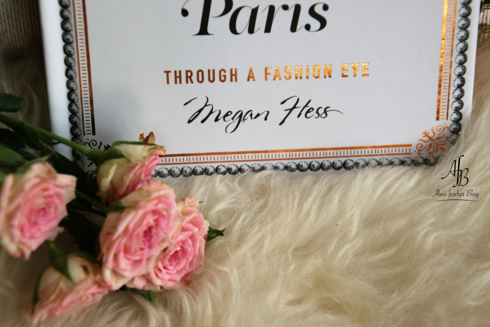 Paris: Through a Fashion Eye von Megan Hess