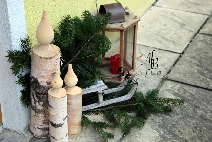 Winter dekoration alnis fescher blog - Dekoration winter ...