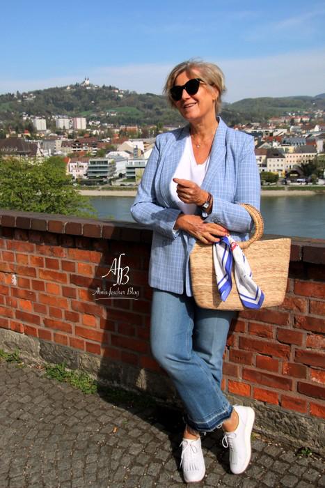 Ein kleiner Sapziergang durch Linz und auf den Schlossberg