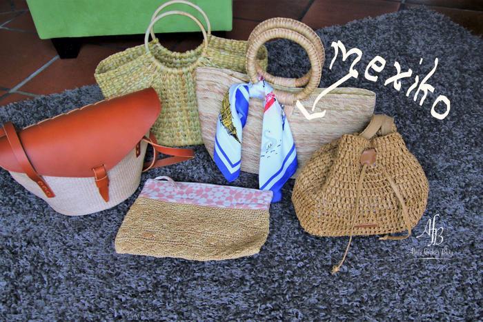 Bast-und Korbtaschen voll im Trend