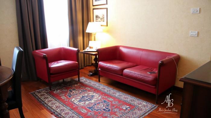 Hotel Astoria Udine - Schlafen in historischem Ambiente