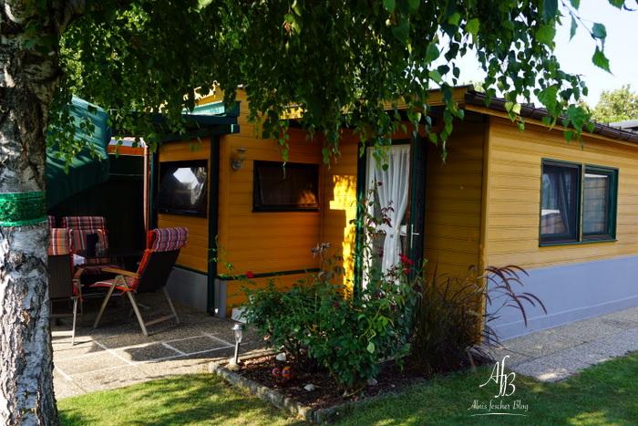 Die Hütte am See...