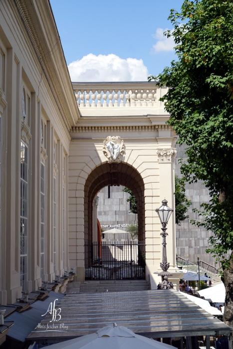 Gustav Klimt und Madam d'Ora im Leopold Museum