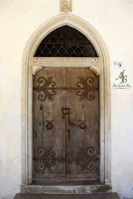 Spilimbergo - eine Stadt in Friaul-Julisch Venetien