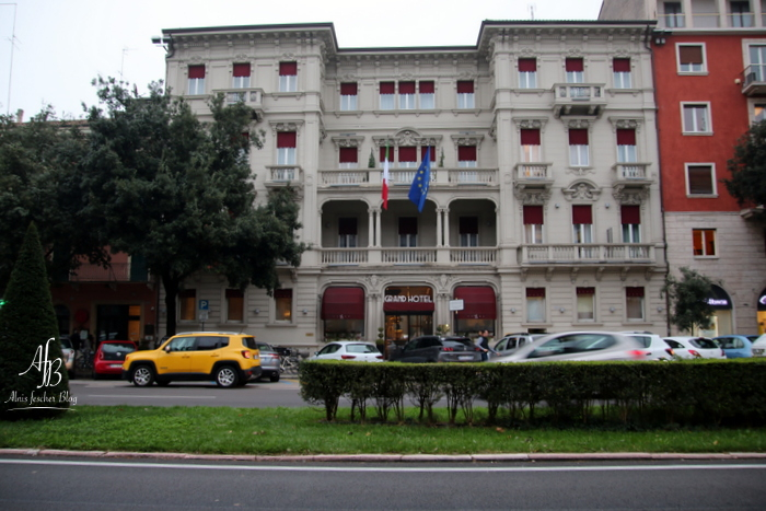 Travel with Alnis: Grand Hotel des Arts Verona