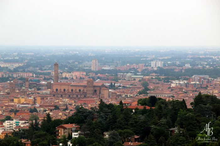 Vier Tage in Bologna